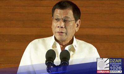 Matagumpay na nagawa ni Pangulong Rodrigo Duterte ang kanyang mga pangako sa taumbayan noong 2016 nang nangangampanya pa lamang ito.
