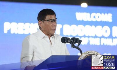 Nais ni Pastor Apollo C. Quiboloy ng The Kingdom of Jesus Christ na magiging 'President for Life' si Pang. Rodrigo Duterte para sa mga Pilipino