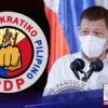 Posibleng mapatalsik si Pangulong Rodrigo Duterte sa Partido Demokratiko Pilipino–Lakas ng Bayan (PDP-Laban) sakaling itutuloy nito ang planong pagtakbo sa pagka-pangalawang pangulo sa susunod na halalan.