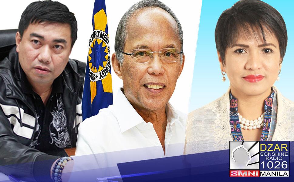 Sinibak sa kani-kanilang posisyon ang 3 opisyal ng Partido Demokratiko Pilipino–Lakas ng Bayan (PDP-Laban) dahil sa isyu ng katapatan sa partido.