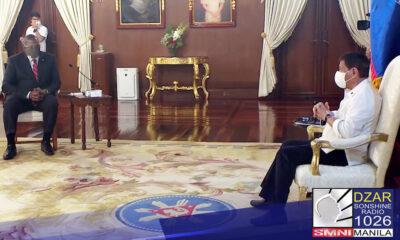 Napagkasunduan nina Pangulong Rodrigo Duterte at United States (US) Defense Secretary Lloyd Austin III na paigtingin ang ugnayan