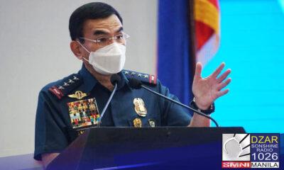Inatasan ni PNP Chief Police General Guillermo Eleazar ang pulisya sa Basilan, Sulu at Tawi-Tawi (BASULTA) na tumulong sa pagpapaigting ng intelligence monitoring at regular patrol.