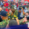 51 sa 118 personnel ng Quezon City Police District (QCPD) station 3 na idineploy noong State Of The Nation Address (SONA) ang nagpositibo sa COVID-19.