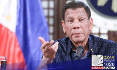 Walang makalulusot na kalaban sa pulitika ni Pangulong Rodrigo Duterte sa nakuha nitong 65% satisfaction rating sa pinakahuling (SWS) survey.