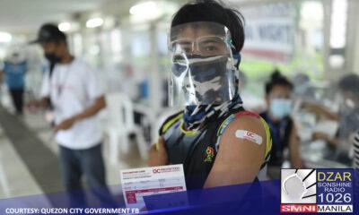 Umabot na sa 31, 433, 450 ang kabuuang doses ng COVID-19 vaccines na na-administer na sa Pilipinas.