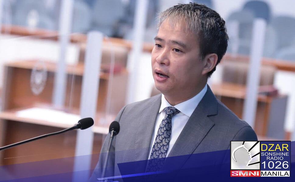 Balak ni Senator Joel Villanueva na tatakbo muli bilang senador sa susunod na halalan.