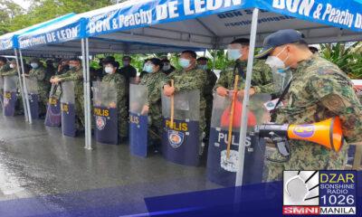 Lumabag sa health protocols ang Quezon City Police Districts nang ideploy nito ang mga pulis sa huling State of The Nation Address ni Pangulong Rodrigo Duterte habang hinihintay ang kanilang Covid-19 test results.