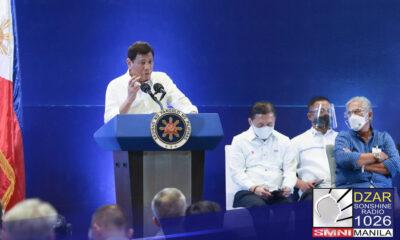Dalawang araw na lamang ang hinihintay ng bansa at ilalahad na ni Pang. Rodrigo Duterte ang kanilang huling ulat sa bayan o ang kaniyang (SONA)