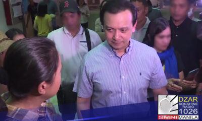 Inihayag ni Pastor Apollo C. Quiboloy na isang malaking palaisipan kung saan kinuha ni dating Senador Antonio Trillanes IV