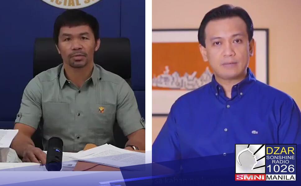 Nagtataka ngayon ni Pastor Apollo C. Quiboloy ang magkasunod na expose ni Sen. Manny Pacquiao at ang kilalang oposisyon na si dating senador na si Antonio Trillanes IV.