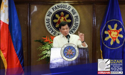 Inihayag ng Malakanyang na hindi mababanggit ni Pangulong Rodrigo Duterte sa kanyang panghuling State Of The Nation Address o SONA ang magiging plano nito sa pulitika.