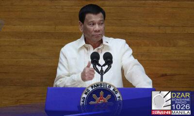Aprubado na ni Pangulong Rodrigo Duterte ang pagbibigay ng ayuda sa mga low-income individual at pamilya na kasalukuyang nasa ilalim ng enhanced community quarantine.