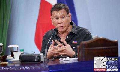 Pro-athlete at pro-sports administration si Pangulong Rodrigo Duterte.