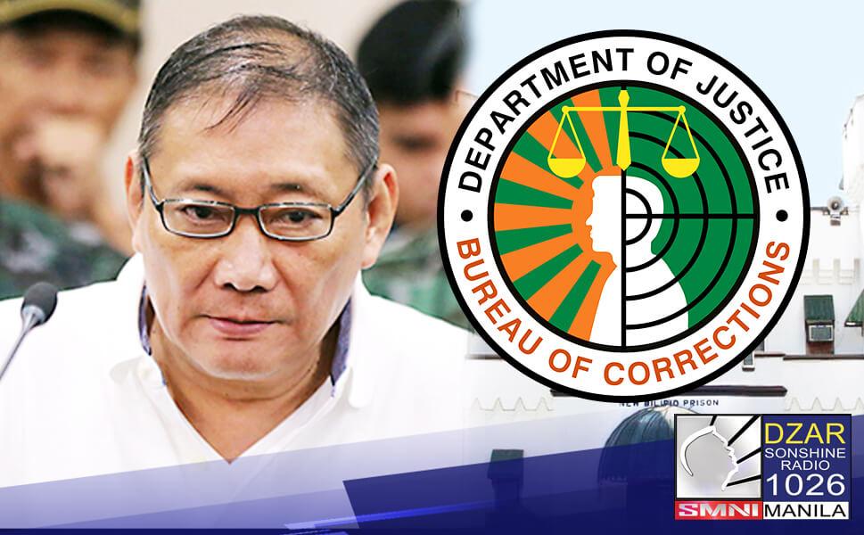 Kinumpirma ng Bureau Of Correction (BuCor) ang pagkamatay ni high-profile convicted drug lord Vicente Sy.