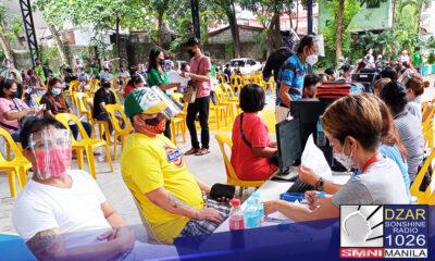 Pinatitiyak ni PNP chief Police General Guillermo Eleazar sa (NCRPO) na hindi maging super spreader event ang pamamahagi ng ayuda sa Metro Manila.