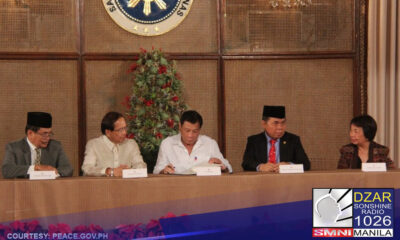 Marami nang naisakatuparan na proyekto at napanatili na rin ang kapayapaan at seguridad sa buong Bangsamoro Autonomous Region in Muslim Mindanao (BARMM).