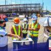 "Department of Public Works and Highways Secretary Mark Villar sa ""Build, Build, Build"" program ng administrasyon."