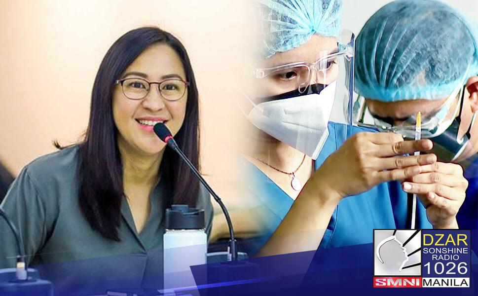 Mahaharap sa pagkakakulong at multa ang mga nasa likod ng iligal na pagbebenta, na may kaugnayan sa COVID-19 vaccination sa Quezon City.