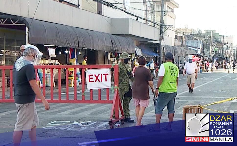 Humuhusay na ang sistema ng national government sa pangangasiwa ng nararanasang pandemyang dulot ng COVID 19.