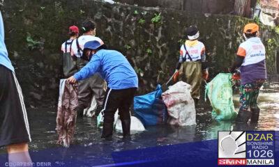 Nakaabot sa tanggapan ni Environment Sec. Roy Cimatu ang mga report na may mga LGU) ang hindi maayos ang pagtatapon ng kanilang mga basura.