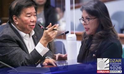 Pinuna ni Senate Minority Leader Franklin Drilon ang plano ng DBM na doblehin ang budget ng NTF-ELCAC para sa taong 2022.