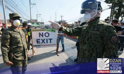 Bibili ng essential goods, bawal tumawid sa City borders sa panahon ng NCR ECQ