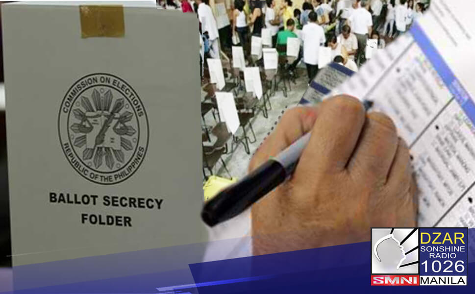 Maari pa ring bumoto ang mga botante na may COVID-19 sa May 2022 national and local elections.