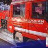 4 katao sugatan sa banggaan ng 2 trak ng bumbero sa Caloocan