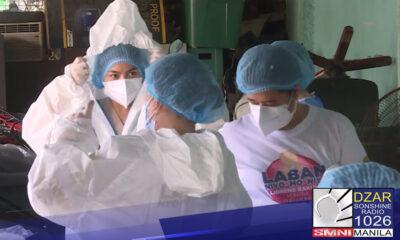 Pagpapaliwanagin ng Senado ang Department of Health (DOH) hinggil sa delayed na hazard pay at allowance ng mga health workers kesa sa COA Report.