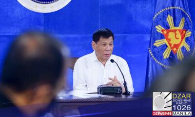 Hiniling ni Pangulong Rodrigo Duterte sa Estados Unidos na kung may sobra pa itong COVID-19 vaccines ay baka mapaglaanan pa nito ang Pilipinas ng bakuna.