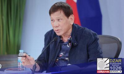 Delicadeza ang nagdidikta! Ito ang inihayag ni Presidential Spokesperson Harry Roque sa paninindigan ni Pangulong Rodrigo Duterte