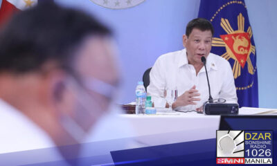 Pang. Duterte, handang i-audit ang buong gobyerno kung magiging VP