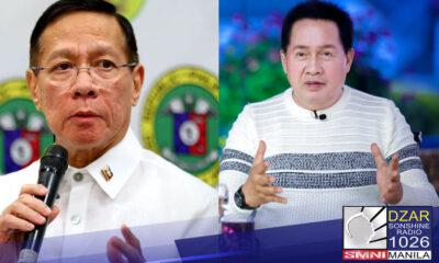 Pinayuhan ni Pastor Apollo C. Quiboloy ng The Kingdom of Jesus Christ si Health Sec. Francisco Duque III na gawin nito nang maayos ang kaniyang trabaho.