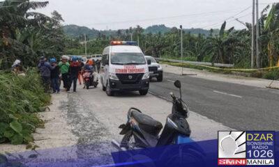 Galit ang tanggapan ng DILG sa ginawang pananambang ng mga miyembro ng CPP-NPA terrorists sa healthcare workers ng Calbayog City, Samar.