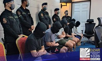 Lumutang ang 6 na kasapi ng scammer group na 'Segundo' para isiwalat ang kanilang malawakang iligal na operasyon.