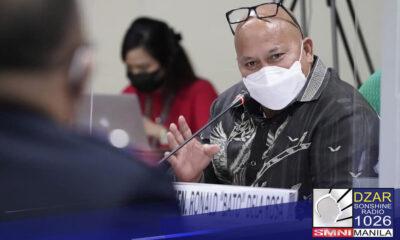 Sinang-ayunan ni Senator Ronald Bato Dela Rosa ang pahayag ni Pang. Rodrigo Duterte na para sa kapakanan ng publiko ang War on Drugs ng kasalukuyang administrasyon.