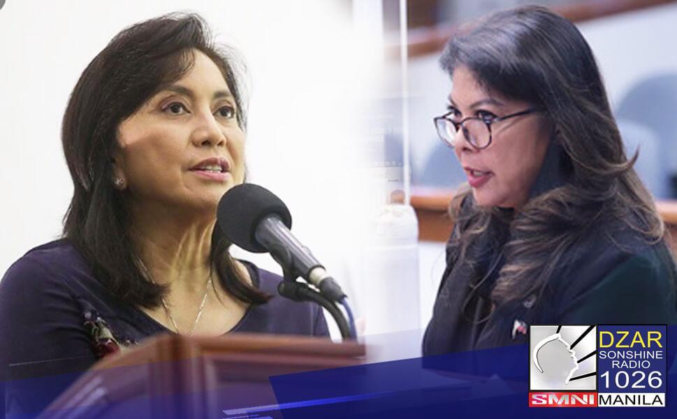 Tinawag na walang kwentang lingkod bayan ni National Task Force To End Local Communist Armed Conflict Lorraine Badoy si Vice President Leni Robredo.