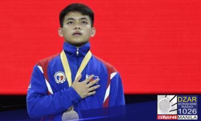 Pinoy Gymnast Carlos Yulo, handa nang sungkitin ang ikalawang gold ng Pilipinas sa Tokyo olympics