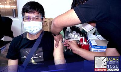 Pumalo na sa mahigit 11.39 milyong Filipino ang fully vaccinated na kontra COVID-19.Batay sa vaccine statistic ng National Task Force Against COVID-19,