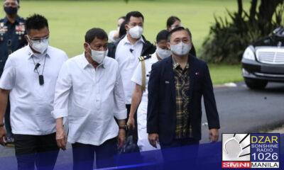 Paksyon ni Pacquiao sa Go-Duterte Tandem: Panlito lamang