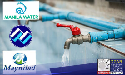 Walang magiging water disconnection services sa panahong Enhanced Community Quarantine (ECQ) mula Agosto 6 hanggang 20.