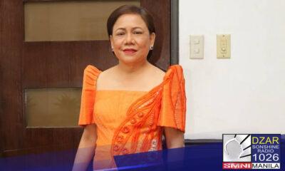 Nanatili pa ring pinakamayamang senador si Senador Cynthia Villar.