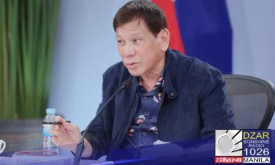 Pinagsabihan ni Senator Christopher 'Bong' Go sa isang privilege speech ang mga senador na kumukuwestyon sa appointing authority ni Pangulong Duterte.