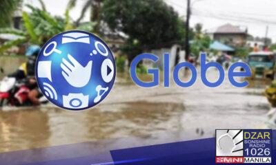 Inihahanda na ngayon ng Globe ang disaster assistance para sa mga maaapektuhan ng bagyong Kiko
