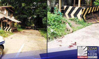 Isang sundalo ang patay habang isa ang sugatan sa pagsabog ng isang Improvised Explosive Device (IED) sa checkpoint sa Campo Uno, Lamitan City, Basilan