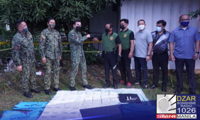Ibinida ni PNP chief Police General Guillermo Eleazar ang kooperasyon ng mga ahensya ng gobyerno sa matagumpay na operasyon kontra ilegal na droga.