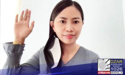 Humingi na ng tulong ang Senate Blue Ribbon sa (NBI) para malocate ang nawawalang opisyal ng Pharmally Pharmaceutical Corporation na si Krizle Mago.