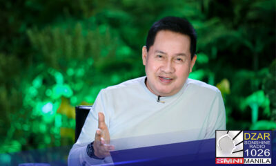 Pastor Quiboloy, tatakbo sa 2022 presidential race kung walang hahaliling katulad ni PRRD