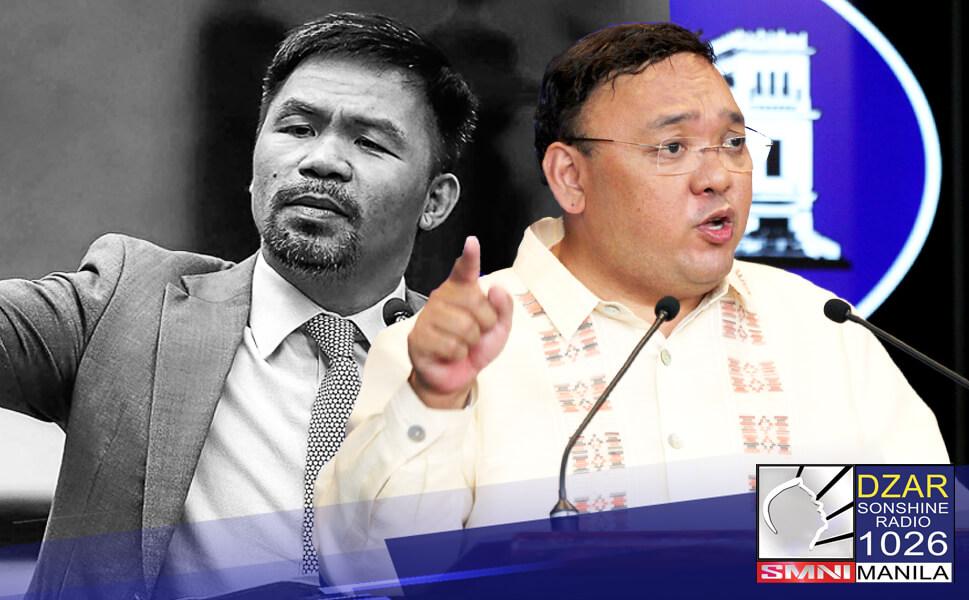 Pawang pamumulitika lamang at hindi na isang supresa ayon kay Presidential Spokesperson Harry Roque ang pagbatikos ni Senator Manny Pacquaio sa pandemic response ng pamahalaan.