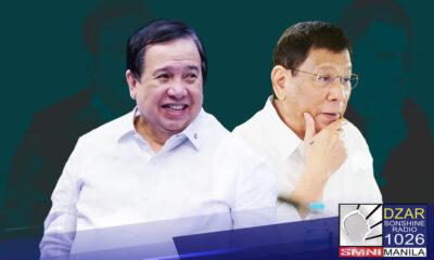 Pinaalalahanan ni Pangulong Rodrigo Duterte si Senador Richard Gordon na magkakampanya ito laban sa senador dahil sa pagiging unfit nito sa posisyon.